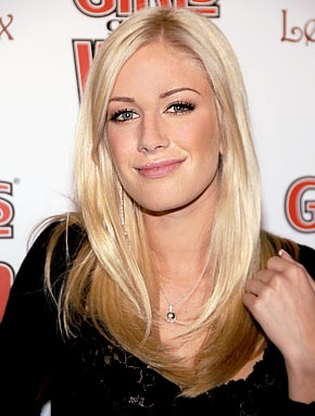 Heidi Montag of MTV's 'The Hills'