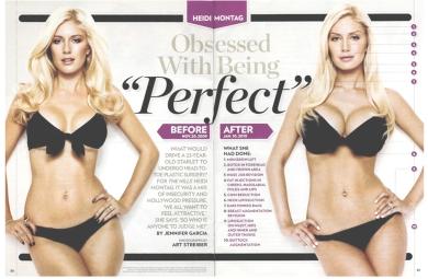 "Heidi Montag ""Perfect 10!"""