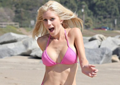 "Heidi Montag After First Surgery (A.S. ""After Spencer"")"