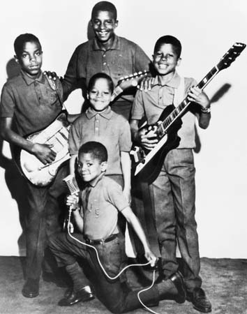 Where It all began: The Jackson Five