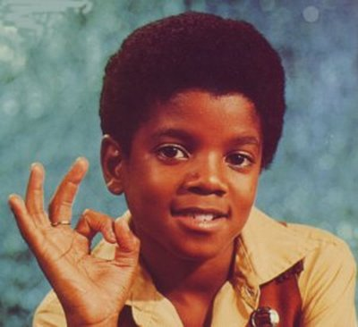 Young Michael Jackson 1