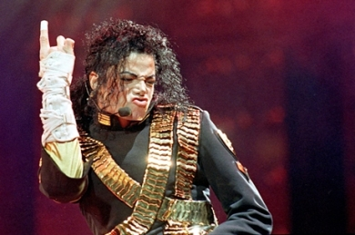 Michael was also described as a fierce performer!