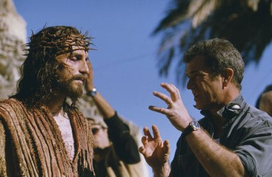Mel Directing 'Passion of the Christ'