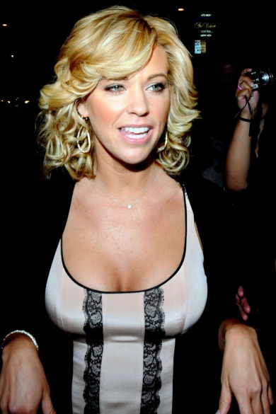 Kate Gosselin Is All Cleavage!