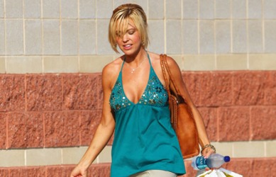 Kate Gosselin Summer of 2010
