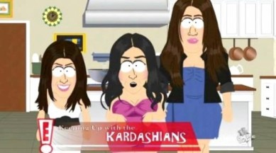 Kardashians On South Park