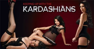 Kardashians in Lingerie w/Kourtney Pregnant