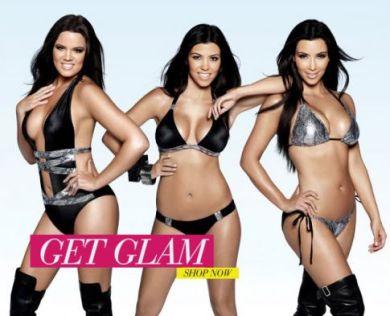The Kardashians 'Get Bikini Glam'