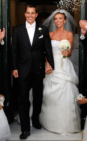 Giuliana and Bill Rancic's Wedding Day!