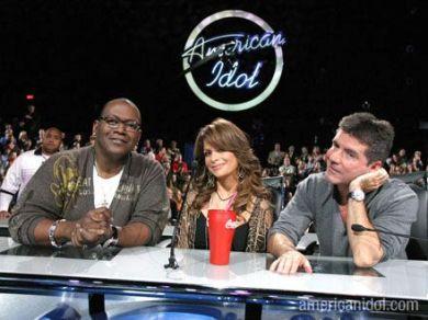 American Idol Then