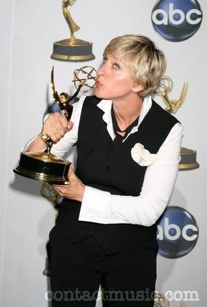 Ellen Wins The Emmy! (One of Many)