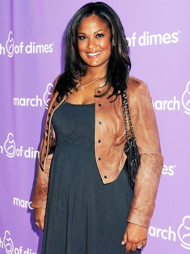 Beautiful Laila Ali